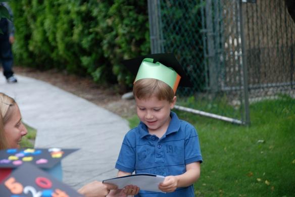 Owen Pre-School Grad...in June